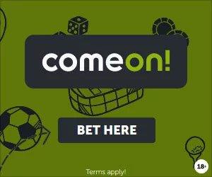 Latest bonus from Comeon Casino