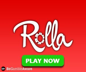 Latest bonus from Rolla Casino