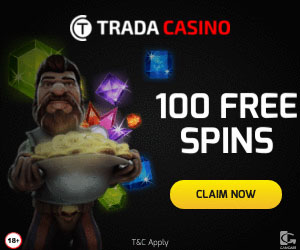 Latest bonus from Trada Casino
